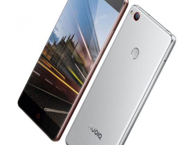 Новинка от ZTE — смартфон Nubia Z7