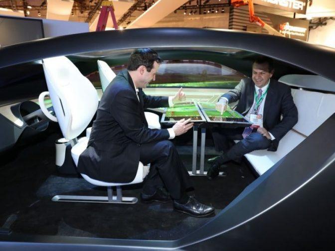На дорогах Южной Кореи появились первые беспилотники бренда Samsung
