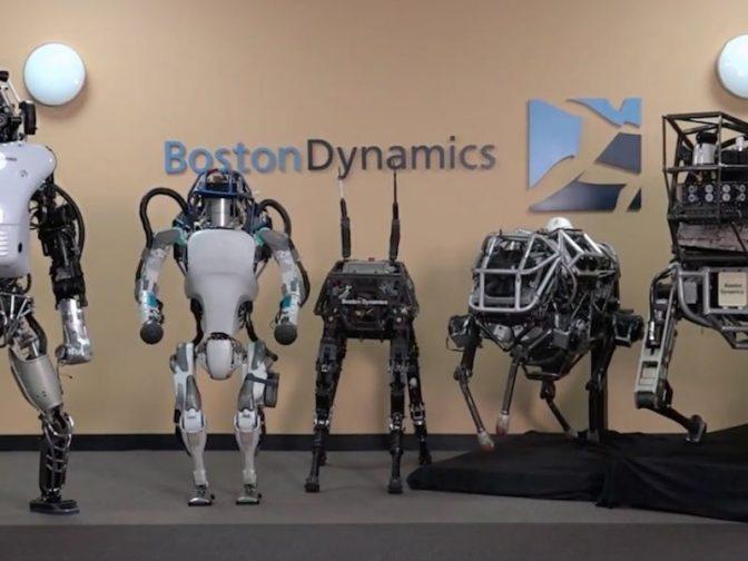 Ведущий производитель интеллектуальных роботов Boston Dynamics поменял хозяина