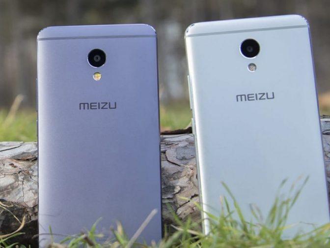 В России дебютировал смартфон Meizu M5c
