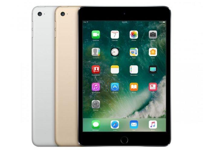 Apple завершает проект iPad mini