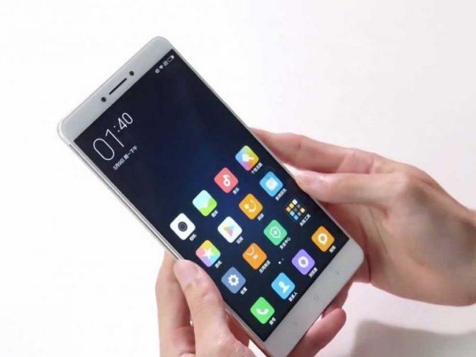 Бренд Xiaomi анонсировал смартфон Mi Max 2