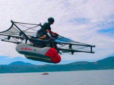 Детище Ларри Пейджа — надводный летательный аппарат — можно будет приобрести в конце года
