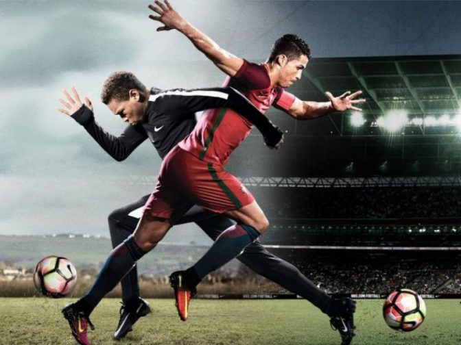 Рекламный ролик Nike набрал 50 миллионов просмотров