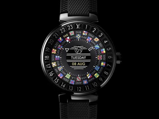 Tambour Horizon – новый элитный конкурент Apple Watch