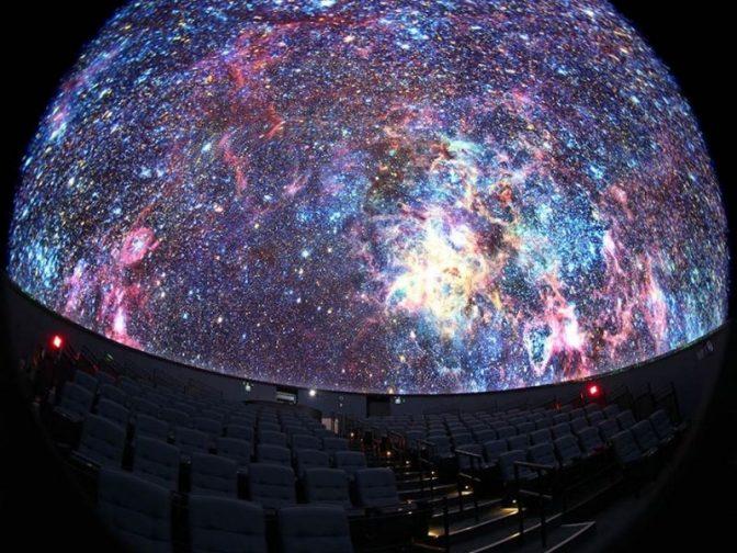 В Санкт-Петербурге будет открыт крупнейший в мире планетарий