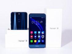 В России открылись продажи Huawei Honor 8