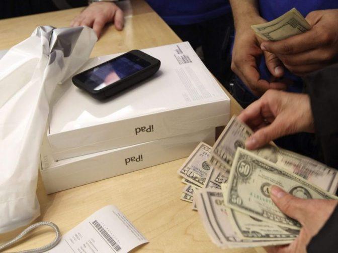 «Эппл», возможно, станет платить еще больше налогов в РФ