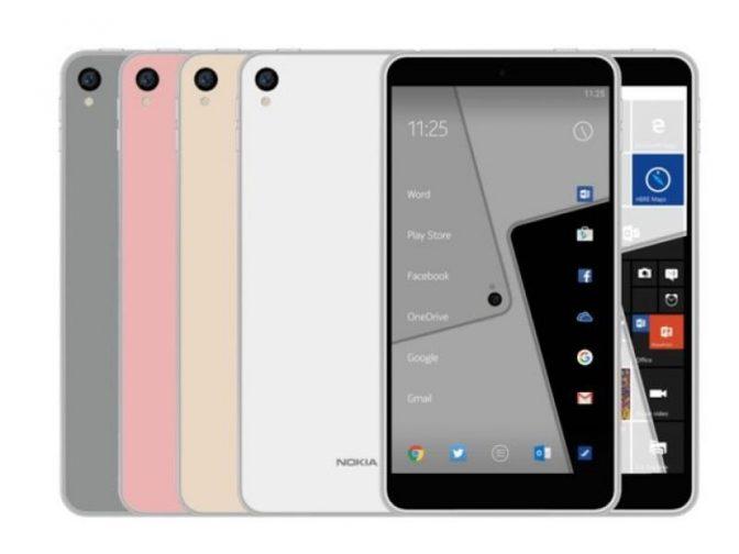 К концу 2016 ожидается выход новых смартфонов Nokia