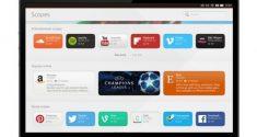 Ubuntu продвигается на рынок: $399 за новый планшет на  INTEL CORE M