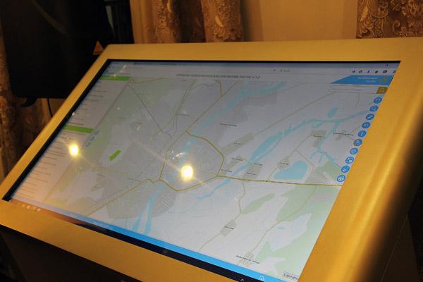 Компания «Ростелеком» выпустила новую геоинформационную платформу