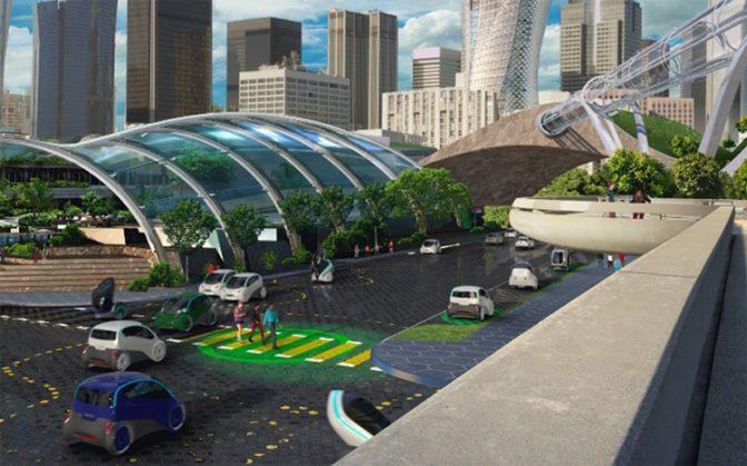 В компании Ford образован отдел роботизации и искусственного интеллекта