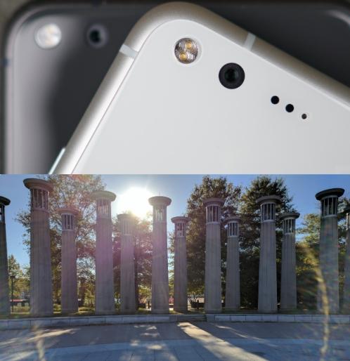 Оптически продвинутые смартфоны Pixel бликуют, Google обещает исправить это обновлением софта