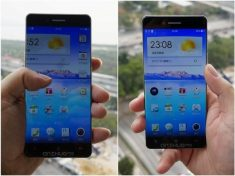 Первый безрамочный смартфон от Oppo