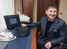 Рамзан Кадыров зарегистрировался в сети «Вконтакте»