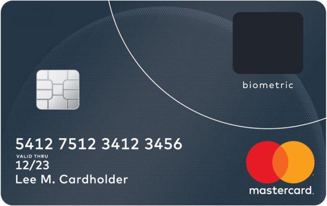 Создан новый банковский продукт для совершения платежей — биометрическая карта
