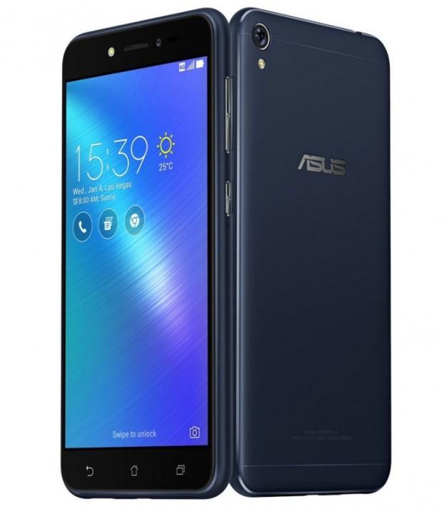 Стала известна стоимость камерофона ASUS ZenFone Live