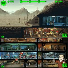 В Fallout Shelter теперь возможен крафтинг