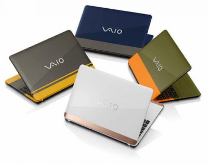 Опубликован новый лэптоп Vaio C15 от Sony