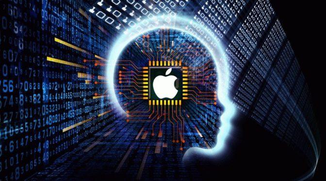 В компании Apple идёт разработка чипа для управления искусственным интеллектом